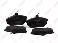 Колодки тормозные передние (19MM) AUDI 80, A4; VW GolfIII, Passat; SEAT (без датчика) ABE C1W005ABE