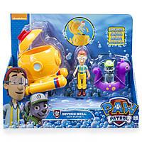 Игровой набор «Спасательная миссия в воде»: Рокки и Капитан Палтус