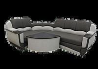 """Угловой диван """"Мадрид"""" в ткани 3 категории (ткань 18)"""