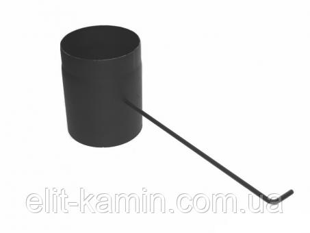 Шибер Ø 180 мм, 2 мм