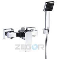 Смеситель (Латунь) ISO_Zegor XZ51 для душевой кабины (Латунь) ISO_Zegor XZ51 LEB-5
