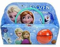 Детское баскетбольное кольцо Frozen 3455