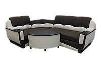 """Угловой диван """"Мадрид"""" в ткани 3 категории (ткань 22), фото 1"""