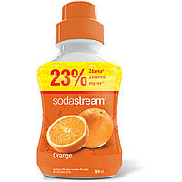 Сироп  для газированных напитков Orange (Апельсин) 750 ml