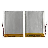 Батарея (АКБ, аккумулятор) для китайских планшетов/телефонов, универсальный, 1700 mAh, 85х60х3,0 мм