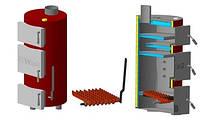Котел SWаG-Classic 25 кВт с ворошилкой топлива