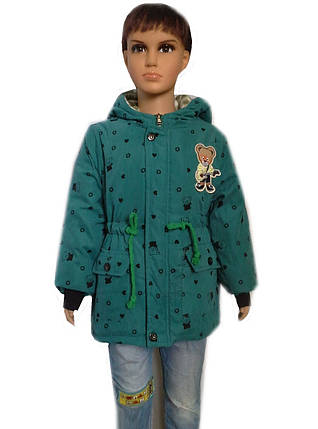 Куртка парка 2-5 лет, фото 2