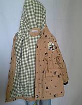 Куртка парка 2-5 лет, фото 3