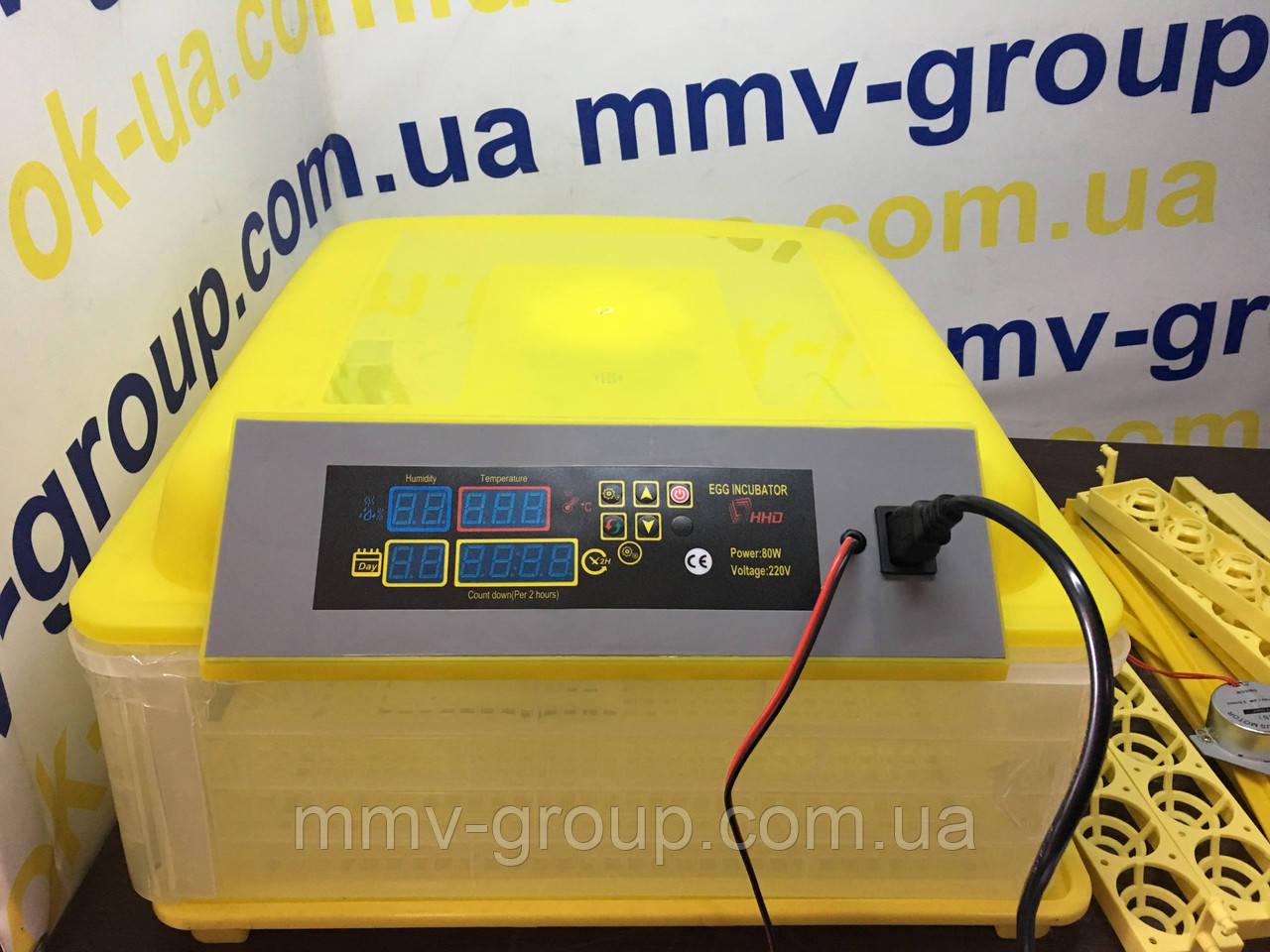Инкубатор бытовой HHD 96 автомат +12 в резервное питание