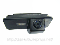 Камера заднего вида. Штатная камера заднего вида  VOLKSWAGEN LAVIDA POLO CCD