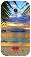 Чехол для Nokia Lumia 510 (Пляж)
