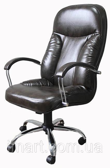 Купить Кресло для руководителя Буфорд хром к/з Флай/Неаполь, Richman