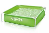 Каркасный бассейн INTEX 57172 122*122*30см детский ***