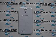 Задняя панель корпуса для мобильного телефона Samsung S4 i9500 белая