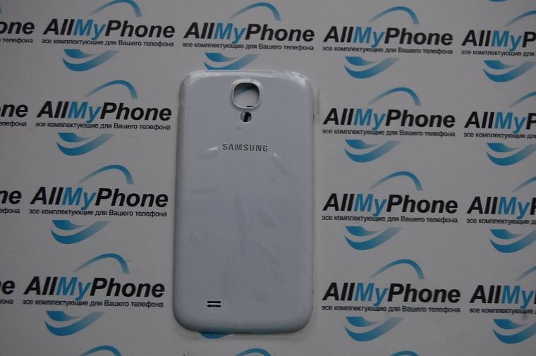 Задняя панель корпуса для мобильного телефона Samsung S4 i9500 белая - Интернет-магазин AllMyphone.com.ua в Харькове