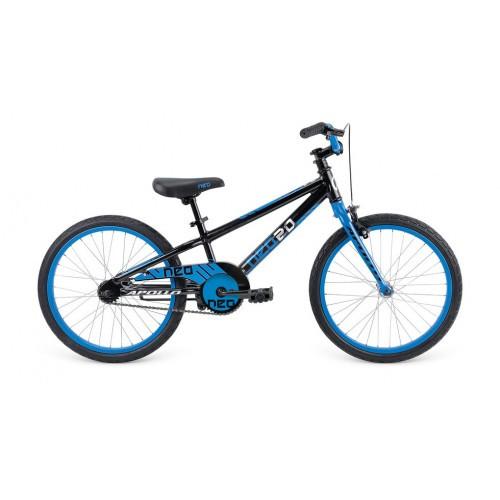 Детский велосипед Apollo Neo Boys Gloss Charcoal/Gloss blue (BB)