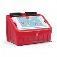 Комод для игрушек BOX & ART 2 в 1 Step2 41385