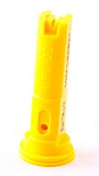 Распылитель инжекторный ветроустойчивый 02 (желтый) Agroplast