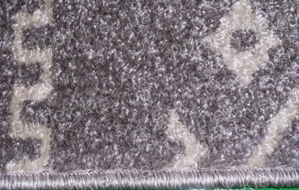 Ковер Optima Wool, цвет серый