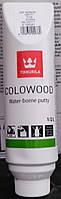 Шпатлевка по дереву Tikkurila Colowood Коловуд, темна береза  0,5 л