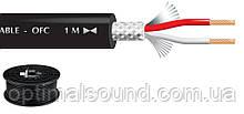 Микрофонный кабель в нарезку Monacor MLC-152/SW