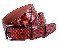 Оригинальный кожаный ремень под брюки Indigo Style LB