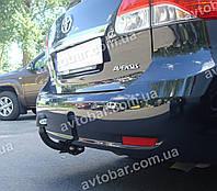 Фаркоп на Toyota Avensis t27 (с 2009--) Тойота Авенсис