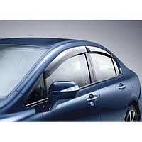Ветровики /дефлекторы на окна/ honda civic 4d 2007- (производство HONDA ), код запчасти: 08R04SNB602