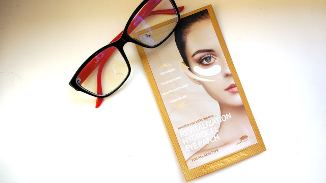 Revitalization Hydrogel Eye Patch by Labottach