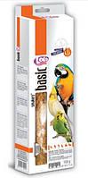 Просо сенегальское (чумиза) для птиц LoloPets Smakers, 100 гр