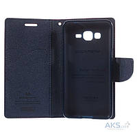 Чехол Mercury Fancy Diary series Samsung G360 Galaxy Core Prime Duos Black