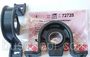Підшипник підвісний MB Sprinter/VW LT 96 - пр-під Febi 72728