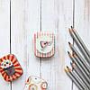 Шкатулка для колец, цвет 012