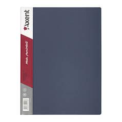 1010-03-А Дисплей-книга 10 файлів, сіра