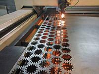 Услуги раскроя, резки и обработки металла лазером в харькове