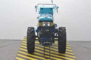 Мотоблок дизельный Добрыня 11 л.с МТ101Е электростартер  SH, фото 2