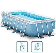 Каркасный бассейн INTEX 28316 (4000Х2000Х100 СМ.) ***