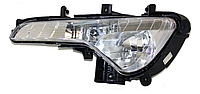 Фара левая Kia Sportage 10- (производство Hyundai-KIA ), код запчасти: 922013W200
