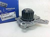 Насос охлаждающей жидкости (производство Hyundai-KIA ), код запчасти: 2510027400