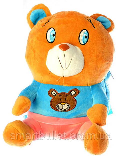 """Детский рюкзак игрушка """"Топтыгин"""" 0534-1"""