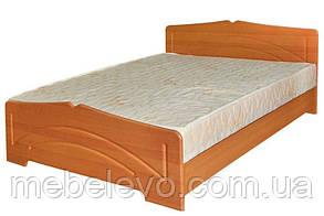 Кровать 160 Гера 830х1630х2035мм  160х200 Пехотин, фото 2