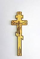 Крест православный малый с рисунком