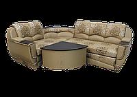 """Угловой диван """"Мадрид"""" в ткани 5 категории (ткань 24)"""