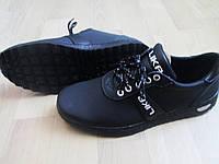 Мужские спортивные туфли.  40,43 размер. Материал - эко кожа. Производитель Украин