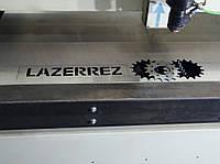 Оказываем услуги раскроя металла лазером, работы по лазерной резке