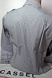Приталенная рубашка CLIMMER (размеры M,L,XL,XXL,XXXL), фото 3
