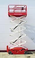 Самоходный ножничный подъемник, АРЕНДА, рабочая высота 8 - 18 м, аренда / продажа