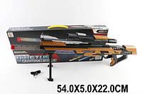 Снайперская винтовка 2202A, свет, звук