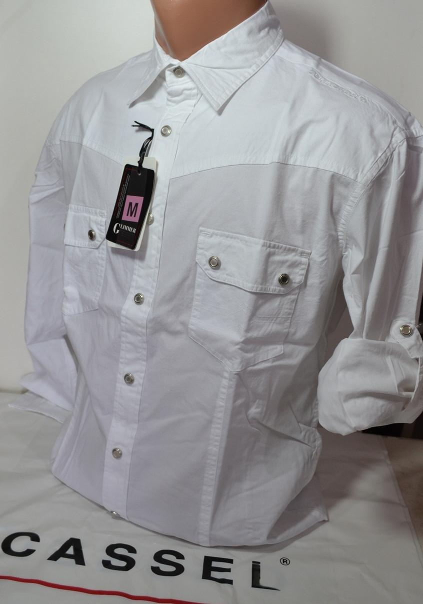 Приталенная рубашка-трансформер CLIMMER (размеры M,L,XL,XXL,XXXL)