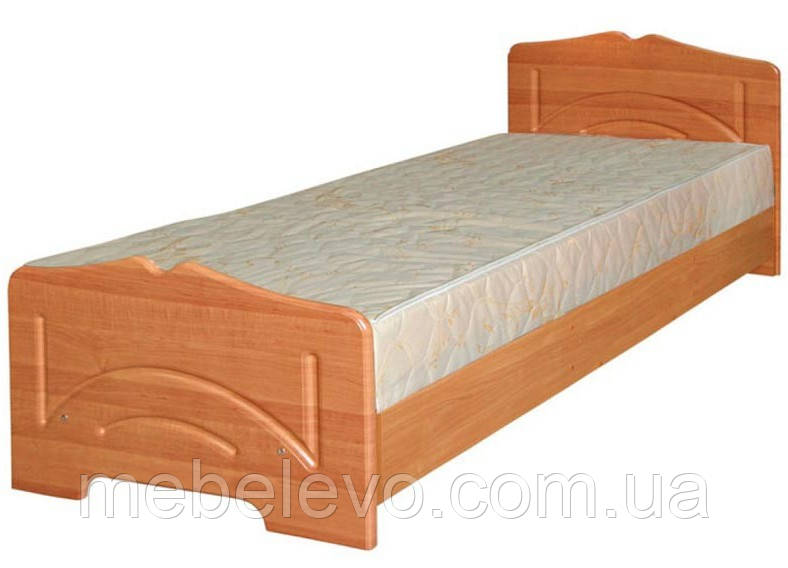 Кровать 80 Гера 830х840х2035мм  80х200 Пехотин